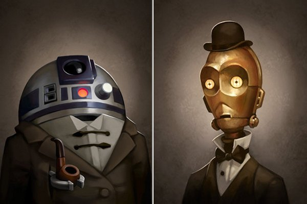 Star Wars Portraits