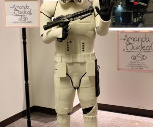 Aren't You a Little Short to Be a Stormtrooper Cake?
