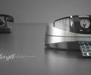 Wavelength: A Complicated Way to Go Hands-Free With Your Landline