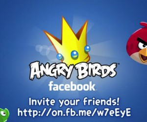 Rovio Gives Facebook Users Angry Birds for Valentine's Day