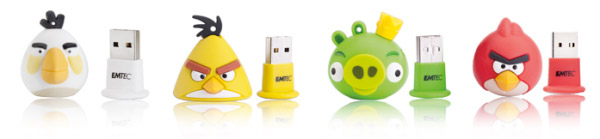 angry birds flash drives 2