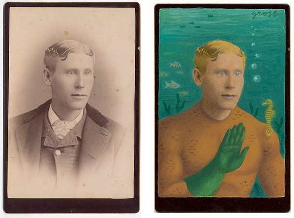 aquaman cabinet cards