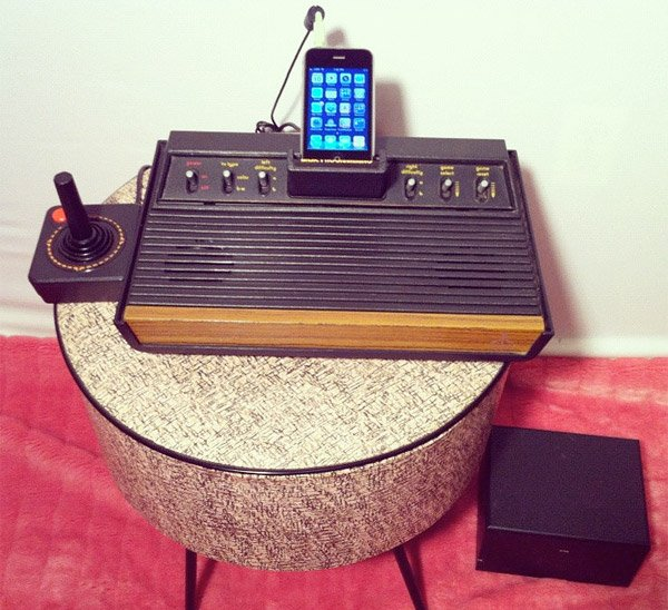 atari 2600 iphone dock 3