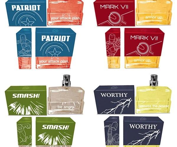 Avengers Cologne Set: Aromas, Assemble!