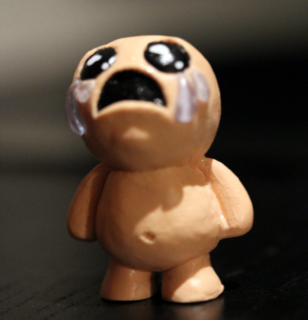 binding of isaac figurine