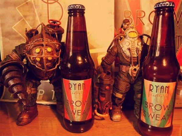 bioshock beer