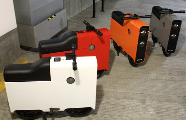 Boxx Electric Bike Is As Small As Basic Transportation Gets
