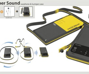 Bumper Sound Finally Figures out How to Stow Your Earbuds