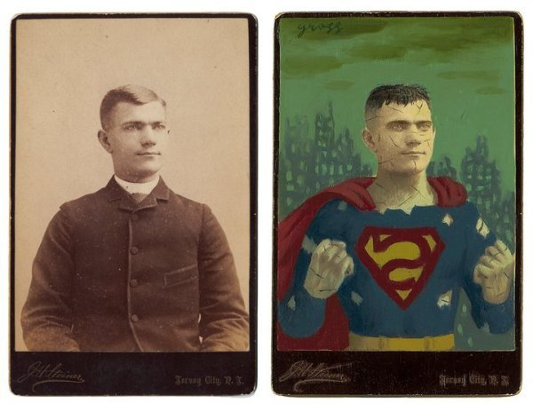 cabinet Superman