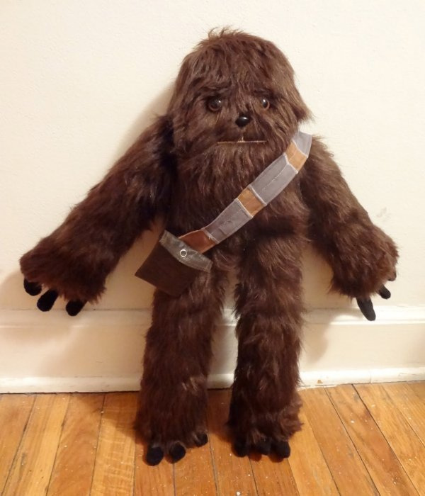 chewy plush