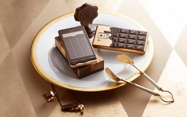 chocolate phone docomo japan 01