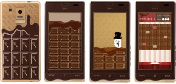 chocolate phone docomo japan 02 600x288