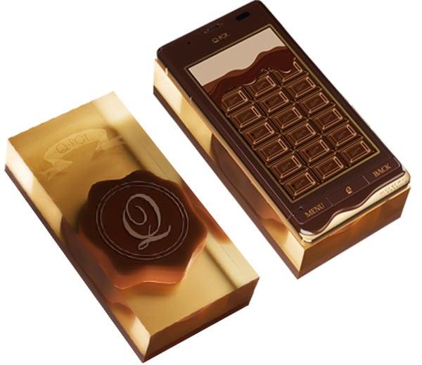 chocolate phone docomo japan 03