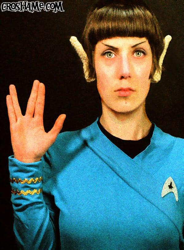 crochet spock ears