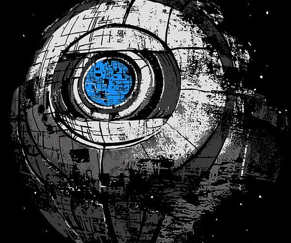 That's No Moon, it's Wheatley!