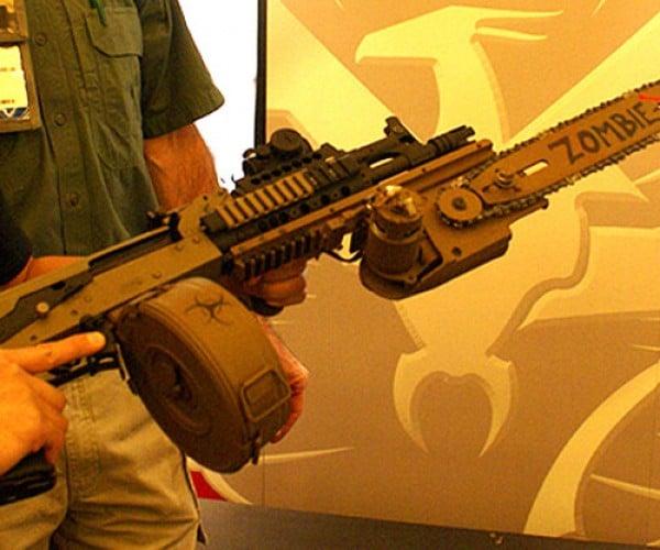 DoubleStar Zombie-X AK-47: The Last Gun You'll Need for the Zombie Apocalypse