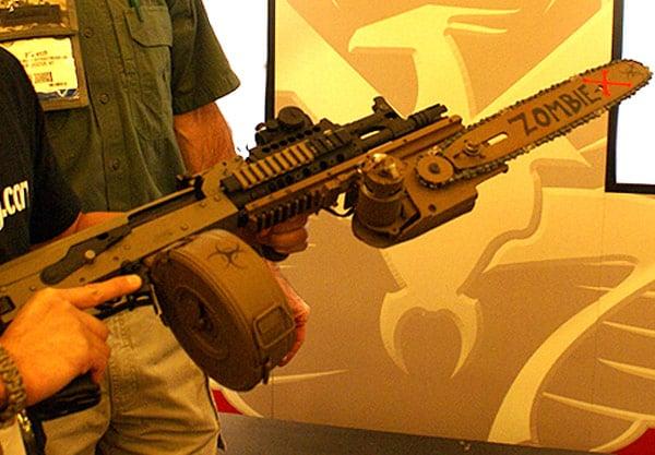 Zombiepocalyse: Best  AK-47  Accessory  Ever