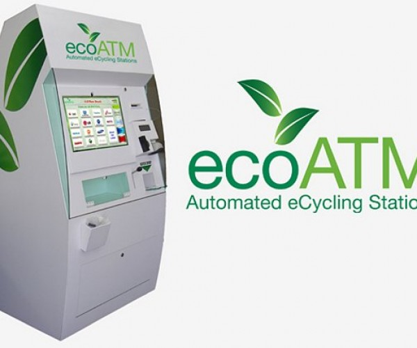 EcoATM Recycles Your Gadgets, Gives You Some Cash While You're at It