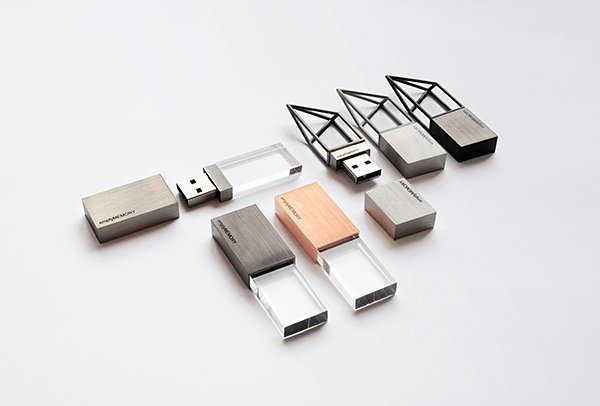 empty memory usb drives by logical art