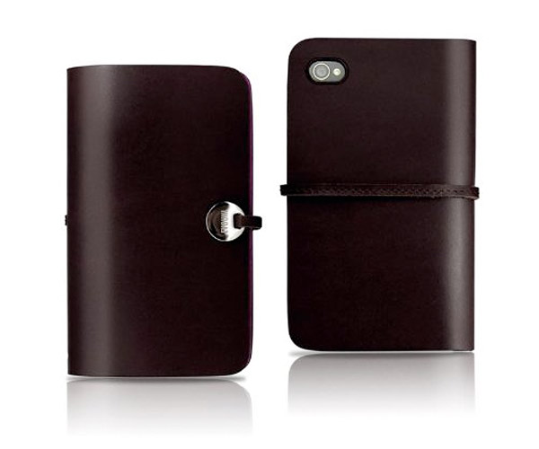 evouni leather iphone case