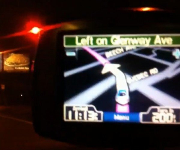 GLaDOS Voice on Garmin GPS: Question is, Do You Trust Her?