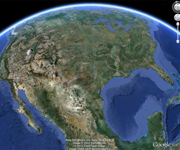 Google Earth Smooths Out its Rough Edges