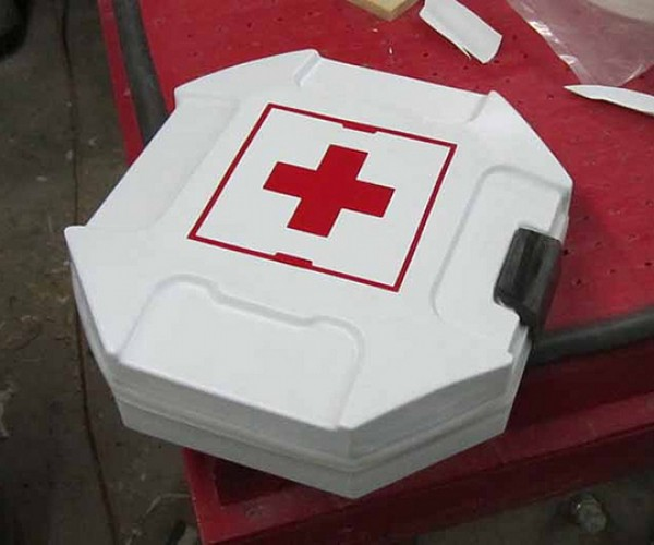 Halo First Aid Kit Won't Instantly Restore Your Health