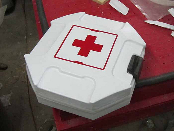 halo first aid kit by Shawn Thorsson