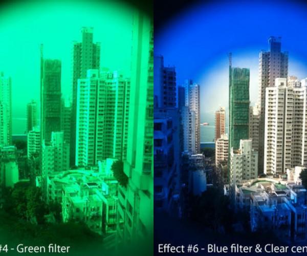 holga lens filter case for samsung galaxy s ii 2