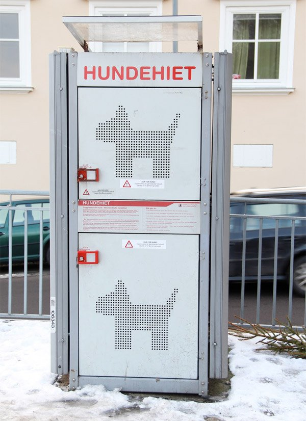 hundehiet dog locker 2