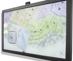 ideum MT65 Presenter: Giant 65-Inch Multitouch Display Takes Aim at Surface