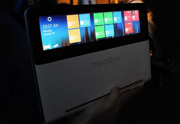 intel nikiski laptop transparent touchpad prototype
