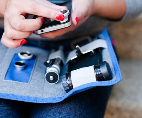 iPhone Lens Wallet: for Serious iPhonetographers