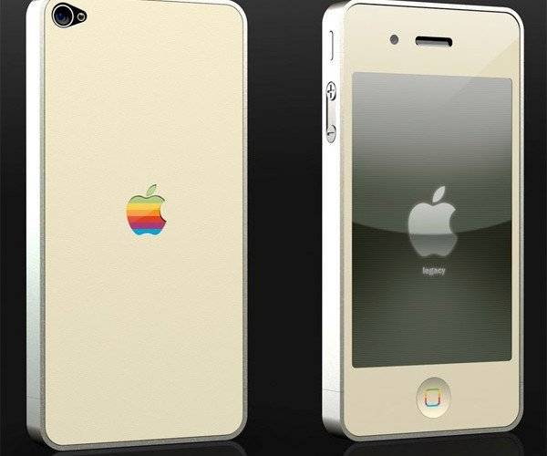 The iPhone 4 Legacy Case: Retro Macintosh Goodness