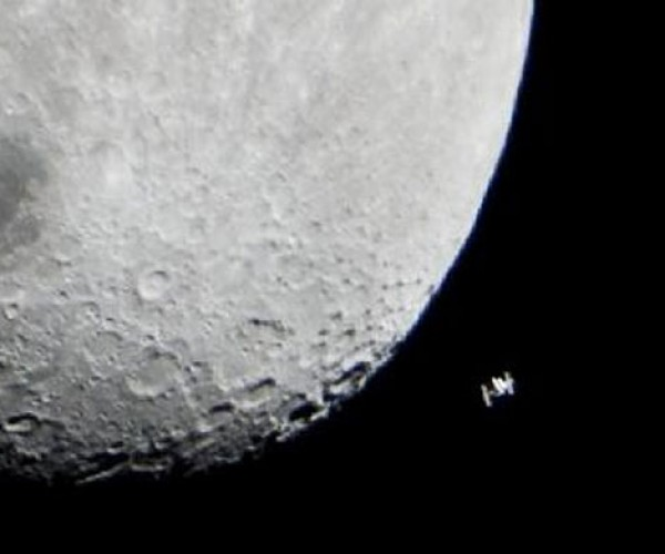 ISS Orbit Had to Be Changed over the Weekend to Avoid Chinese Space Debris