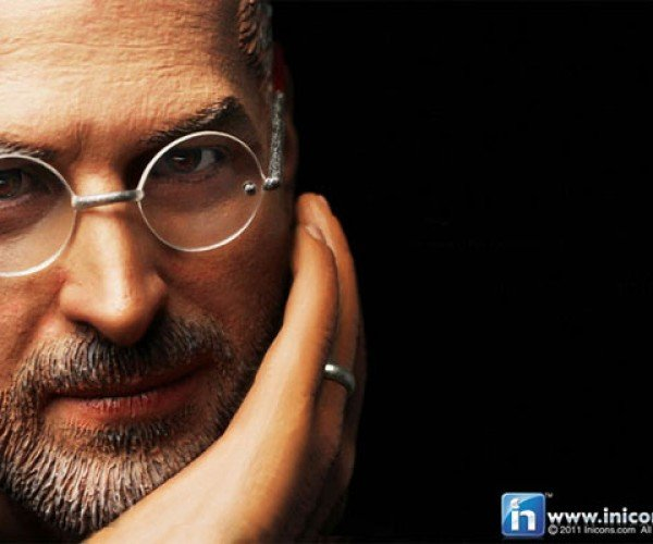 In Icons Cancels Steve Jobs Action Figure Plans