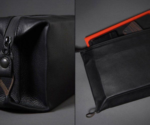 Killspencer Dopp Folio: For Gadgets & Grooming, Say What?