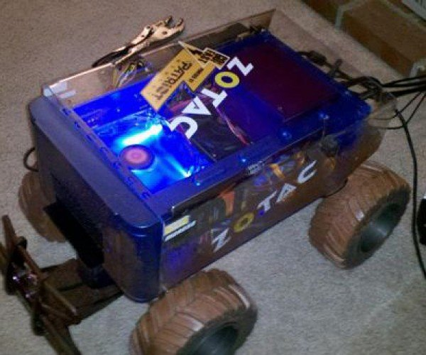 lanzilla remote control car casemod by stephen popa 2