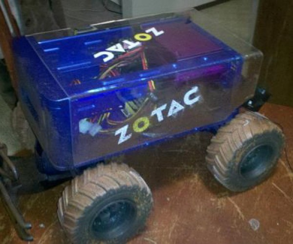 lanzilla remote control car casemod by stephen popa 3