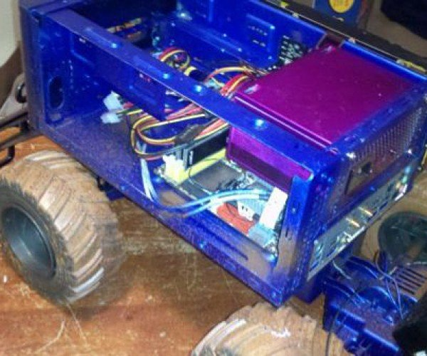 lanzilla remote control car casemod by stephen popa 5