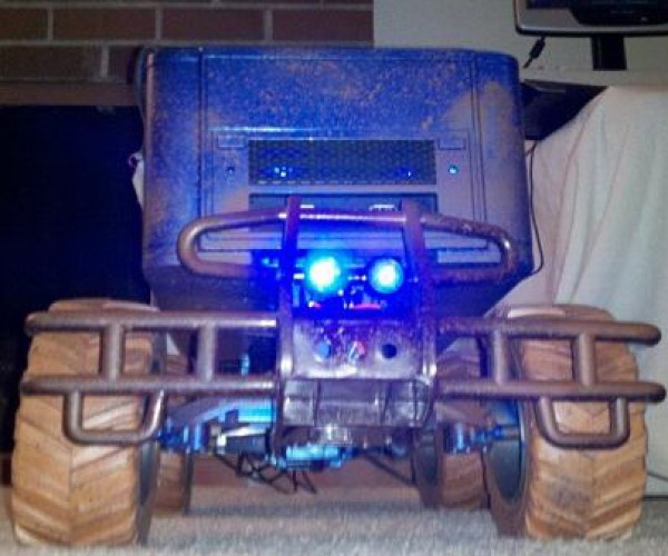 lanzilla remote control car casemod by stephen popa 6