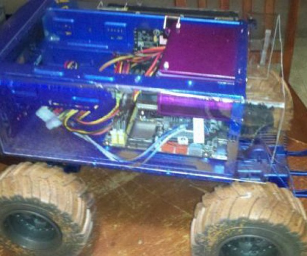 lanzilla remote control car casemod by stephen popa 7