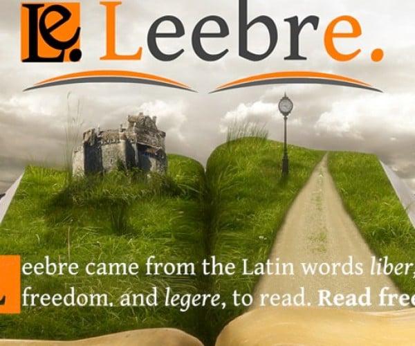Kickstart Leebre to Get the Social Book Publishing Movement Going