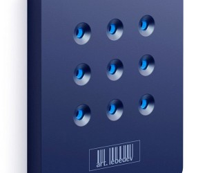 Rozetkus Wall Concept Thinks Nine Holes is Par for a Socket
