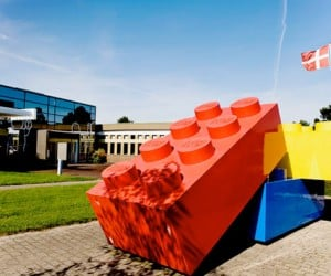 LEGO Factory to Be on National Geographic's Ultimate Factories