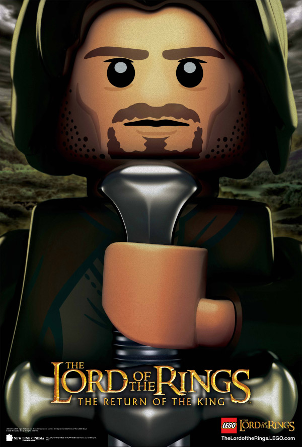 lego lotr poster 3