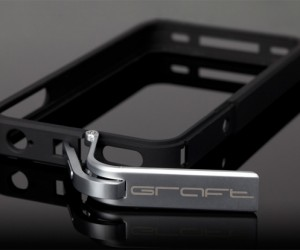 Graft Leverage Case for iPhone: The Case with a Lock