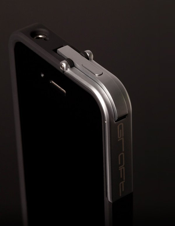 leverage graft iphone case latch