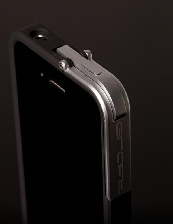 leverage graft iphone case latch