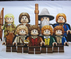 LOTR LEGO Minifigs Inbound, Playsets Hopefully Not Far Behind
